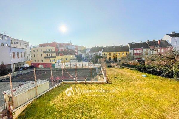 Pronájem, cihlový byt 2+1, 55 m² - Znojmo ul. Alšova