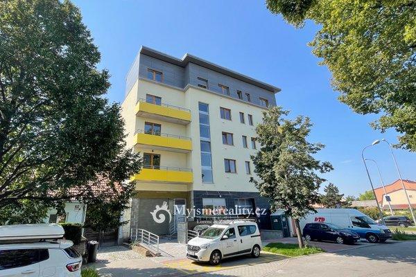 Pronájem, Byt 3+kk, 64 m² - Brno - Židenice