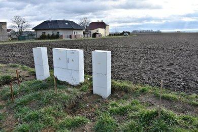 Prodej, Pozemky pro bydlení, 7062m² - Staré Jesenčany, Ev.č.: 01888
