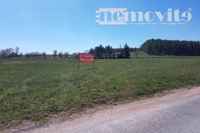 Prodej, Pozemky pro bydlení, 6726m² - Nečín - Skalice, Ev.č.: 01925