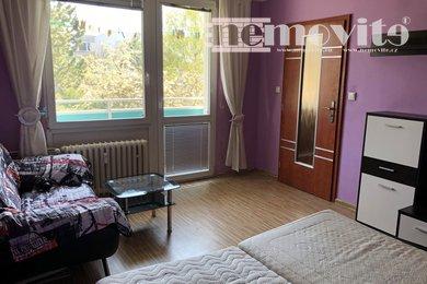 Pronájem, Byty 1+1, 40m² - Hradec Králové - Věkoše, Ev.č.: 01931