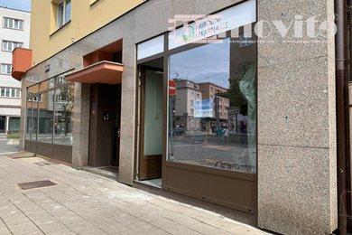 Pronájem, Obchodní prostory, 36m² - Hradec Králové - Pražské Předměstí, Ev.č.: 01971