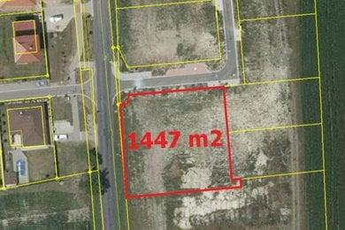 Prodej, Pozemky pro bydlení, 1447m² - Přelouč, Ev.č.: 01994