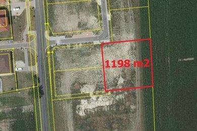 Prodej, Pozemky pro bydlení, 1198m² - Přelouč, Ev.č.: 02060