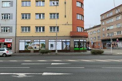Pronájem, Obchodní prostory, 131m² - Hradec Králové - Pražské Předměstí, Ev.č.: 02111
