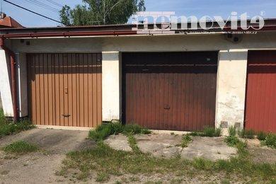 Prodej, Garáže, 20m² - Dvůr Králové nad Labem, Ev.č.: 02162