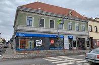 Pronájem obchodních prostor, cca 400m2, ul. Pražská, Znojmo