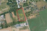 Komerční pozemek 21190m2, k.ú. Znojmo-louka
