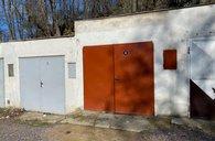 Pronájem garáže s elektřinou, ul. Kuchařovická, Znojmo