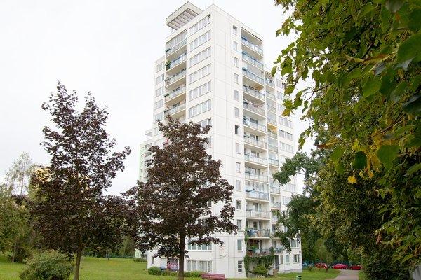 Pronájem bytu 2+kk, 46 m2, ul. Ružinovská,  Praha - Krč