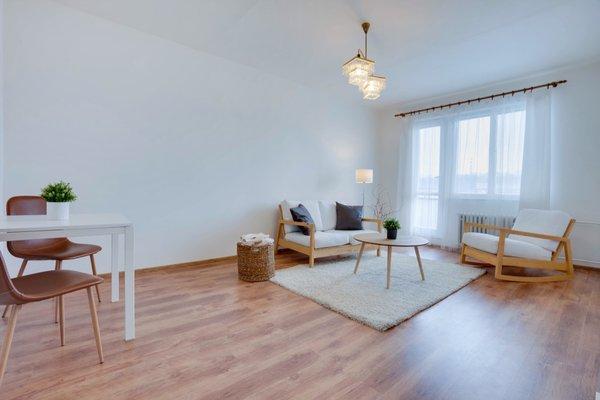 Prodej bytu 2+1 (50m²) s balkónem - Praha - Vokovice
