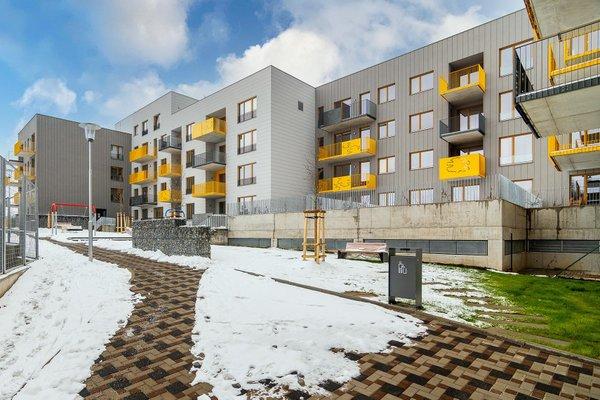Prodej bytu 2+kk, 48 m2, ul. Tovární Čelákovice