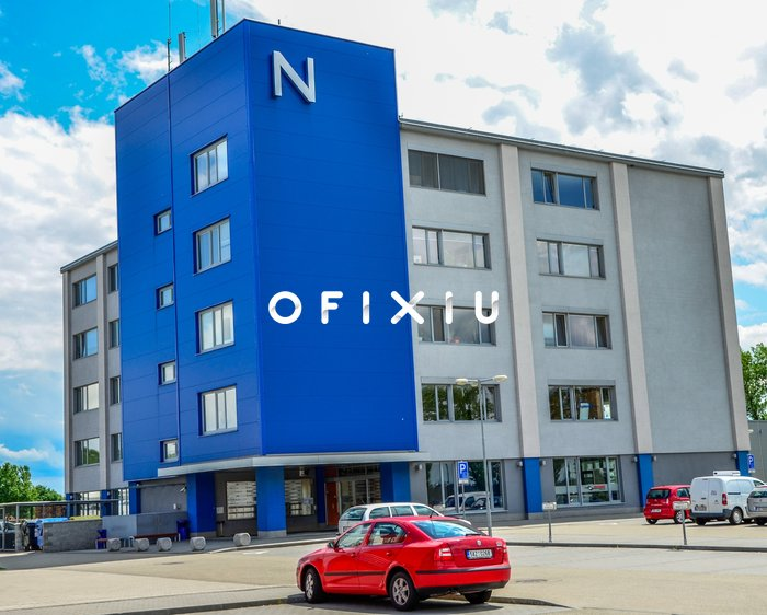 budova N pohled 1