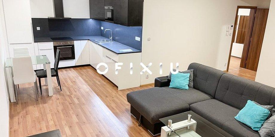 Pronájem luxusního bytu 2+kk o ploše 64 m² na ulici Kigginsova