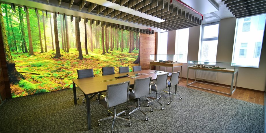 Pronájem kancelářských prostor o ploše 34 m² v Areálu Slatina na ulici Tuřanka