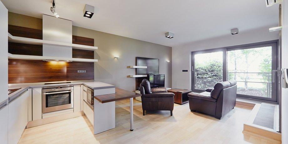 Pronájem luxusního bytu 2+kk o ploše 64 m² na ulici Kopečná