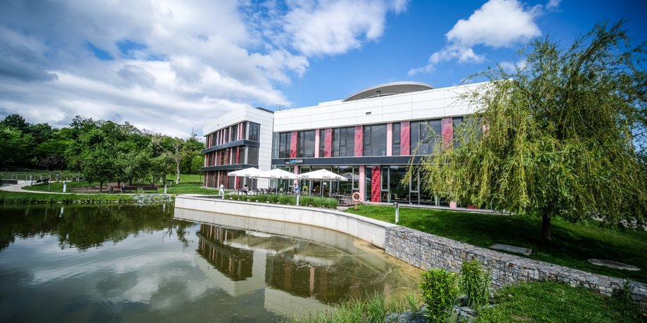 Leased restaurant with an area of 131 m2 in Techlonogy Park Brno