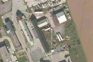 Prodej, Pozemky pro komerční výstavbu, 3500m² - Olomouc - Holice, Ev.č.: 00175
