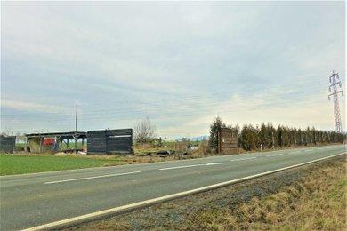 Prodej, Pozemky pro komerční výstavbu, 2901m² - Pňovice, Ev.č.: 00198