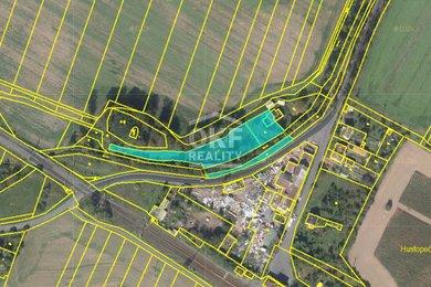 Prodej, Pozemky pro bydlení, 3508m² - Hustopeče nad Bečvou, Ev.č.: 00236