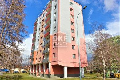 Pronájem, Byty 3+1, 72m² - Lipník nad Bečvou I-Město, Ev.č.: 00262