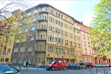 Prodej, Byty 1+1, 44m² - Praha - Bubeneč, Ev.č.: 00266