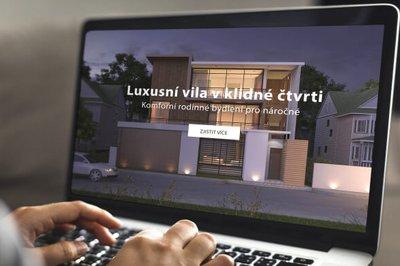 Web nemovitosti