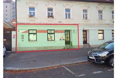 Pronájem obchodních prostor, Bělohorská 55, 75m², Ev.č.: 00064