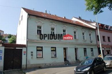 Prodej činžovního domu Bělohorská 252/55, Břevnov, Ev.č.: Bělohorská 252/55