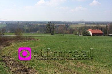 Prodej, Pozemky pro bydlení, 1009m² - Horní Domaslavice, Ev.č.: 00713