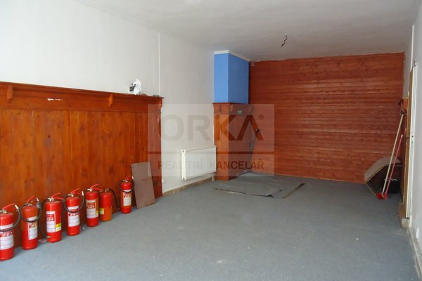 Pronájem, Obchodní prostory, 33m², Mohelnice, ul. Smetanova