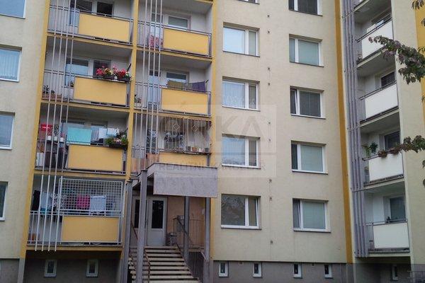 Pronájem, Byt, 2+kk, 33m², Olomouc, ul. Černá cesta