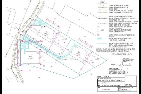 Prodej, Pozemky pro bydlení, 586m² - Zvole