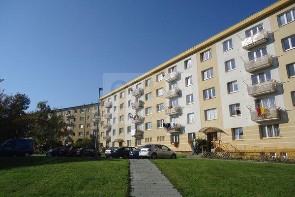 Prodej, Byty 2+1, 52m² - Olomouc, ul. Karafiátová