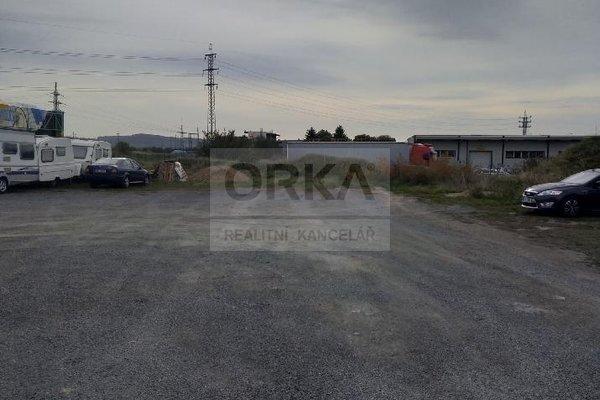 Prodej, Pozemky pro komerční využití, 2 000m² , Olomouc, ul. Týnecká