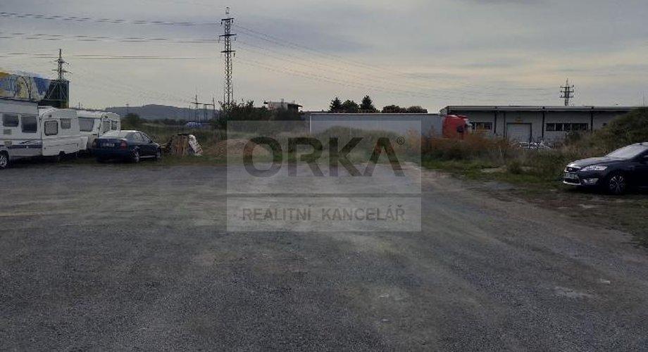 ORKA,pozemek,Týnecká