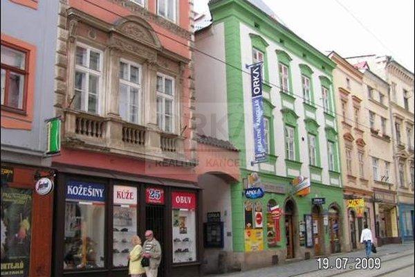 Pronájem, Obchodní prostory, 30 m², Olomouc, ul. Denisova