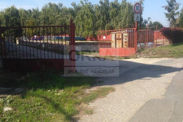 Pronájem, Zpevněná plocha, 800m² , Olomouc - Nedvězí