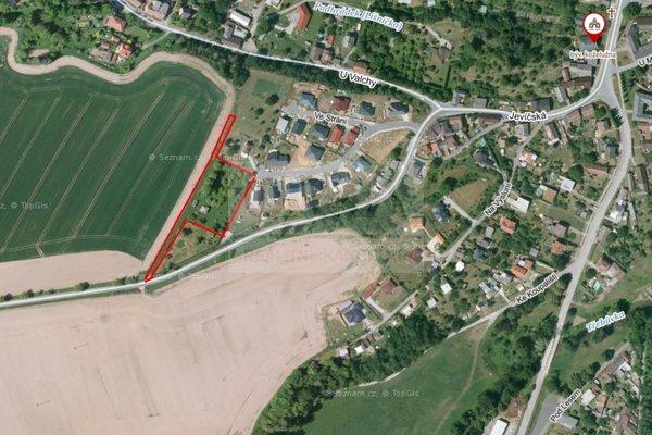 Prodej, Pozemky pro bydlení, 3698m² - Loštice, lokalita Ve Stráni