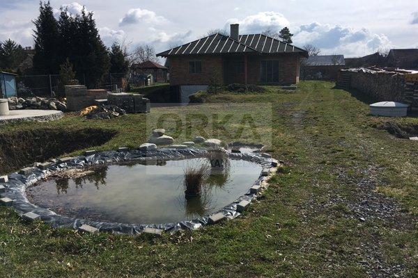 Prodej, Rodinné domy - bungalov, 120 m², Hnojice (o. Olomouc)