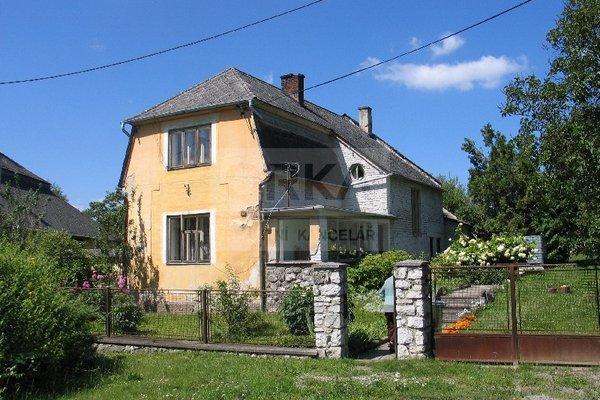Prodej, Rodinné domy, 803m² - Loštice, ul. Hradská
