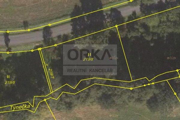 Prodej, Pozemky - trvalý travní porost, 1269m² - Svésedlice