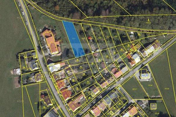 Prodej, Pozemky pro bydlení, 939m² - Dolany - Pohořany na Moravě
