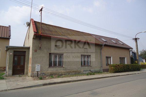 Prodej, Rodinné domy, 475m² - Věrovany - Rakodavy