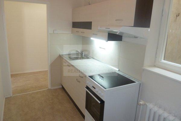 Pronájem bytu 1+1 v Olomouci na Dolním Náměstí