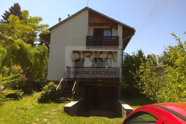 Prodej, Chata, 100m², Mostkovice (Plumlovská přehrada)