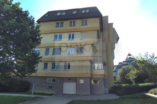 Prodej, Byty 3+kk, 88,3 m² + terasa 36,58 m2 + gar. stání, Olomouc, Nová Ulice, Bacherova