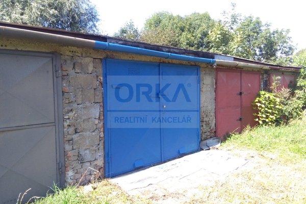 Prodej, Garáž, 12 m2, Olomouc, U podjezdu
