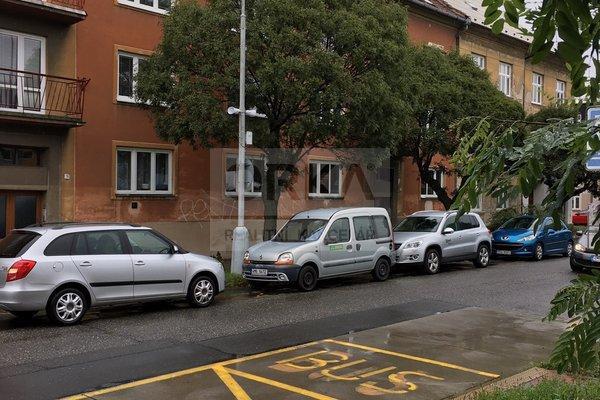 Pronájem, byt, 2+1, 56 m2, Olomouc, Václava III