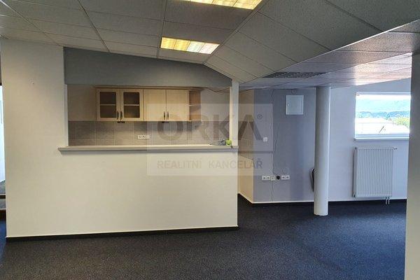 Pronájem, Kanceláře,  230m², Hranice, ul. Havlíčkova